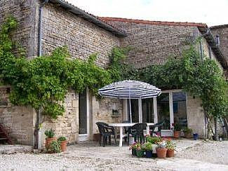 Spacious Charme Holiday Rental Gite in Charente, Near Ruffec