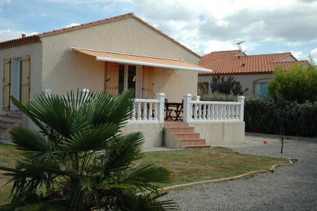 3 Bedroom House Rental (Bungalow) St Laurent de la Salanque, Languedoc