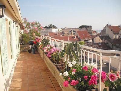 Superb Cannes Penthouse apartment in Cote D'Azur, French Riviera