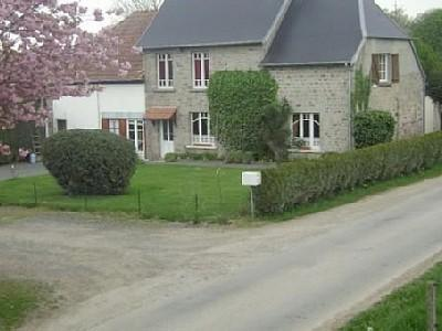 Normandy Holiday Cottage to Rent in La Colombe, Calvados ~ Cottage in Normandy