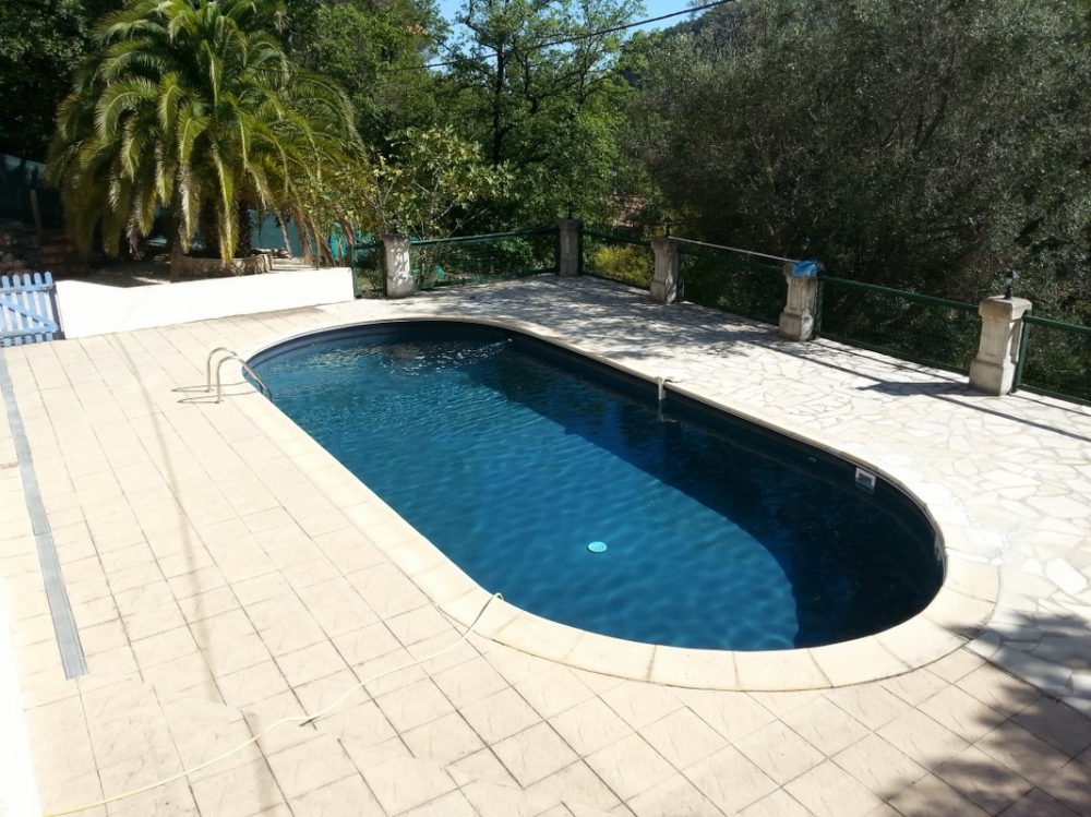 Villa to rent in Tourrettes Sur Loup, near Nice / Cannes