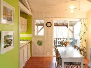 Charming Woodland Chalet Rental with Pool in heart of Dordogne, Aquitaine / Le Charme