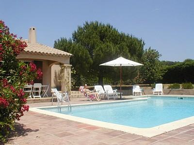 Beautifully Located 4 Bedroom Holiday Villa to Rent near Port Grimaud, Cote D`Azur