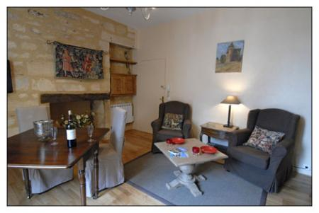 Stylish One Bedroom Apartment Rental in Sarlat, Dordogne ~ Perigord Noir
