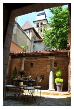 Chic Sarlat holiday apartment oozing in French charm,Dordogne