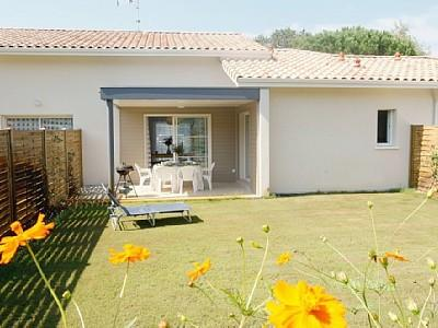 Contemporary holiday home to rent in Vieux Boucau les Bains, near Biarritz