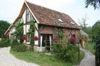 Beautiful cottage to rent, sleeps 8-10, near Caen, Normandy