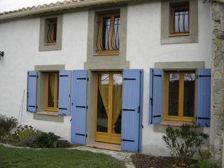 Holiday Rental Gite in heart of Malepere region, Aude, near Carcassonne