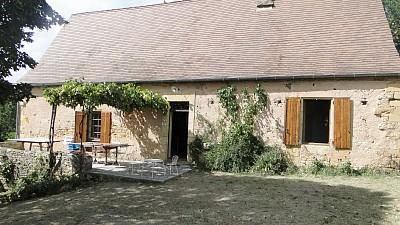 Coux et Bigaroque Farmhouse Rental near Siorac, Dordogne