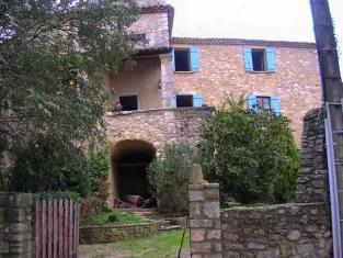 Beautiful Stone Farmhouse Rental with Private Pool in Verfeuil, Gard, Northern Provence