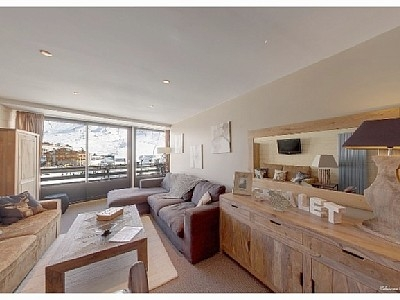 3 bedroom Tignes le Lac Rental Apartment in French Alps – Excellent Location in Ski Resort