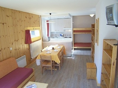 Tignes Ski Holiday Rental apartment sleeps 6 people