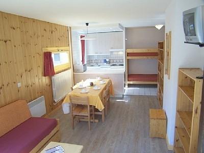 Tignes Ski Holiday Rental apartment sleeps 6 people