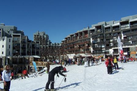 Tignes Ski holiday rental apartment with balcony / Superbly Located Apartment