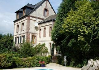 5 bedroom Honfleur Watermill Holiday Rental with Large Pool in Normandy, Calvados