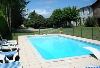 Bordeaux Holiday Rental Farmhouse Jasmin with Pool in Gironde, Aquitaine