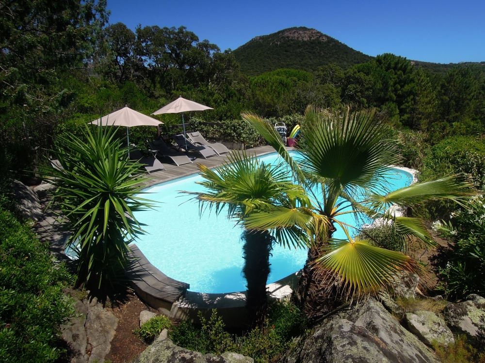 Luxury Porto-Vecchio holiday villa with private pool, near Beautiful Corsican beaches