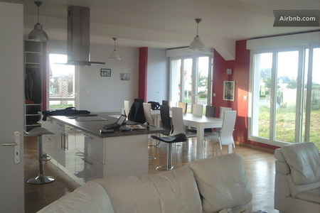 Holiday Rental Home in Rue de Treux, Mericourt l`Abbe, Picardie