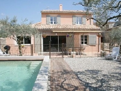 4 Bedroom Mazan Holiday Rental House with Pool in Provence, Vaucluse, France