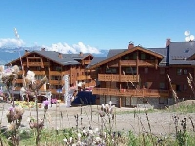 Holiday Apartment Rental in Prapoutel-Les Sept Laux, Rhone-Alpes, France ~ A005-4/6