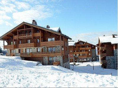 3 Bedroom Apartment Rental in Les Sept Laux, French Alps, France ~ B101- 6/8