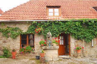 Morbihan Cottage Rental in Guemene Sur Scorff, Brittany, France ~ Bon Repos