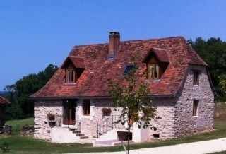 Perigueux Holiday Rental Cottages with Pool in Dordogne, France ~ Granary and Cottage