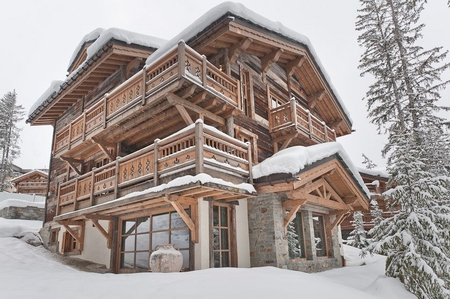 Chalet Maria ~ Courchevel, Savoie, France