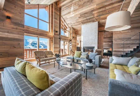 Apartment Aspen Lodge N°61 ~  Meribel, France