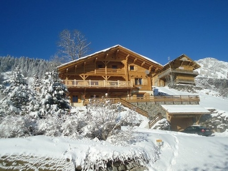 Beautiful French Alpine Chalet Rental in Grand Bornand, Haute Savoie, French Alps