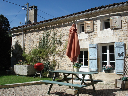 Holiday Rental Home with heated pool in St Simon De Pellouaille, Charente-Maritime, France~ Water