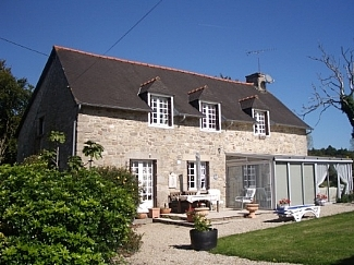 Jugon les Lacs Bed and Breakfast Accommodation in Brittany, Cotes d`Armor, France