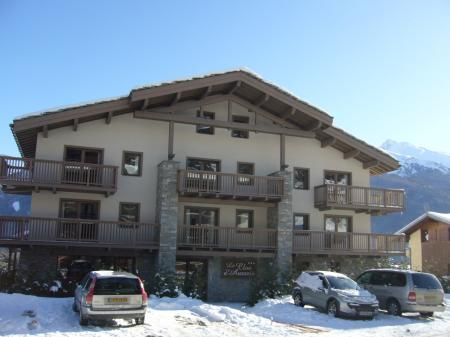 Apartment Rental in a 3* tourist residence, Aussois (the Alps) ~ sleeps 4 to 6