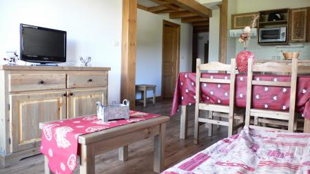 Apartment Rental in a 3* tourist residence, Aussois (the Alps) ~ sleeps 6 people