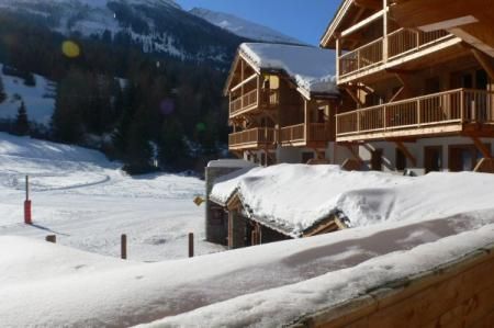Apartment Rental in Val Cenis (Savoie) ~ 3* residence - sleeps 4