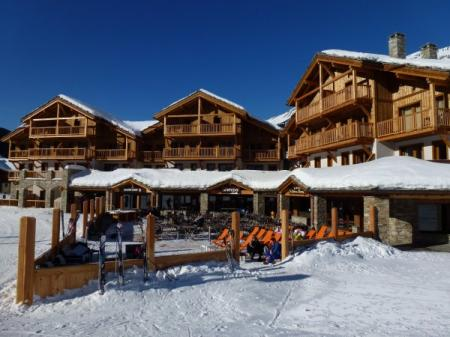 Apartment Rental in Val Cenis (Savoie) ~ 3* residence - sleeps 4 to 6