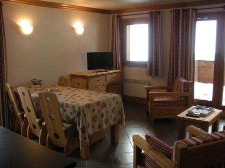 Apartment Rental in Val Cenis (Savoie) ~ 3* residence - sleeps 6
