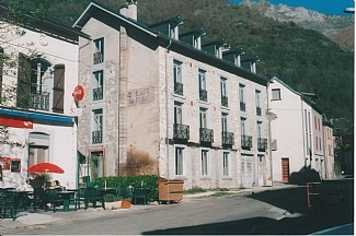 Aulus-les-Bains Holiday Apartment Rental in Midi-Pyrenees, Ariege, France