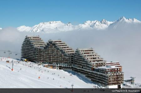 Aime La Plagne Studio Holiday Apartment Rental in French Alps, Savoie