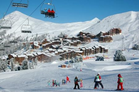 Belle Plagne Holiday Rental Apartment in Savoie, France, The Alps