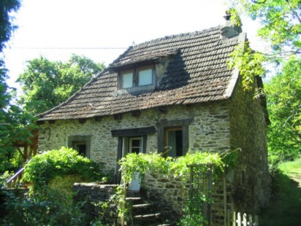 Correze Holiday Cottage Rental in St Hilaire Taurieux, Limousin, France / Moustoulat