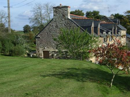 Corseul Holiday Cottage Rentals with Heated Indoor Pool in Brittany, France