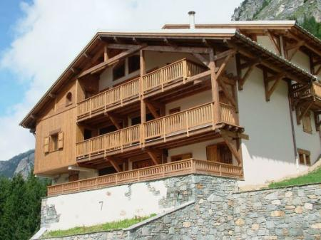 Pralognan-la-Vanoise Apartment Rental in Savoie, Alps, France ~ ANNAPURNA