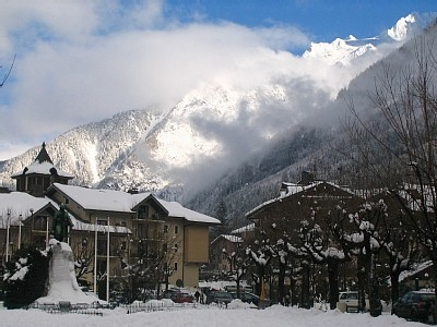 Self Catering Chamonix Holiday Apartment to rent in Haute Savoie, France