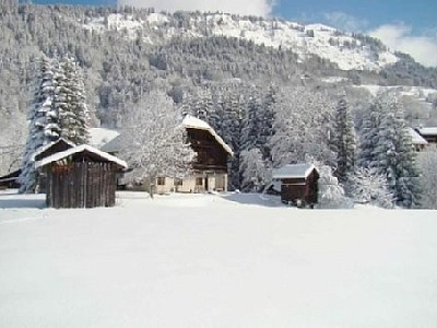 Samoens 1600 Holiday Chalet Rental in Haute-Savoie, France