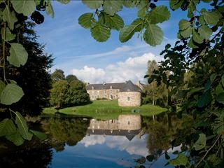 Holiday Manor House Rental in Pluduno, Brittany, France ~ Plessix-Meen