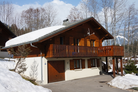 Chatel Holiday Rental Chalet, Portes du Soleil, French Alps - Chalet Chocolat