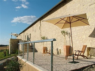 Cussay Holiday Rental Farmhouse in the Loire Valley, France