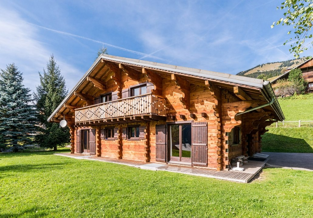 Chatel Ski Holiday Chalet Rental in French Alps, Haute-Savoie - CHALET ALBAN