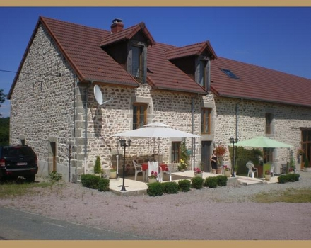 Burgundy Holiday Home for Rental, Saone et Loire, France ~ Burgundy Holiday Homes, GITE 1